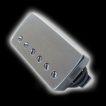 Humbucker Bare Knuckle Black Dog 6 - Puszka Raw Nickel, neck