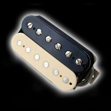 Humbucker Bare Knuckle Black Dog 6 - reverse zebra, neck
