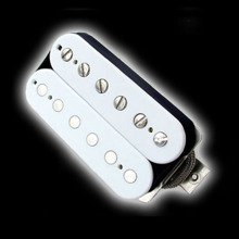 Humbucker Bare Knuckle VH II 6 - biały, bridge