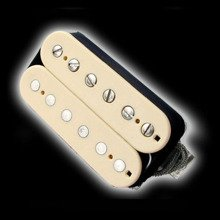 Humbucker Bare Knuckle Warpig 6 - kremowy, neck