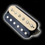 Humbucker Bare Knuckle Miracle Man 6 - zebra, bridge
